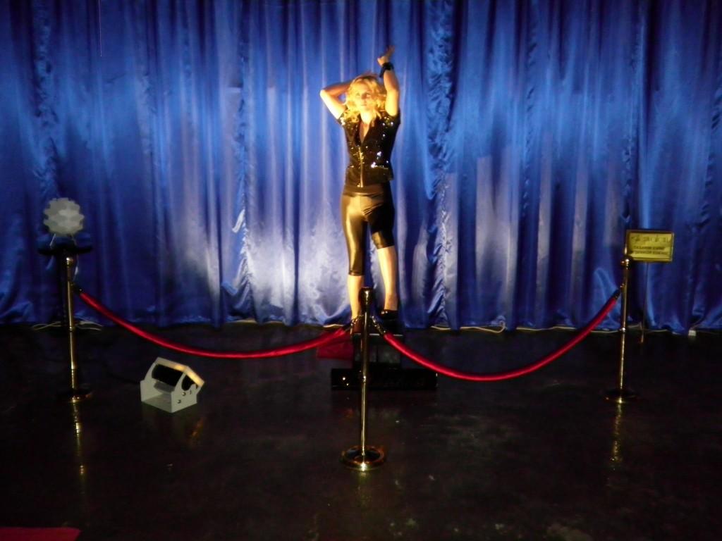 İstanbul Balmumu Heykel Müzesi Madonna Picture 7