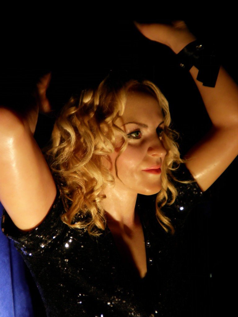 İstanbul Balmumu Heykel Müzesi Madonna Picture 1