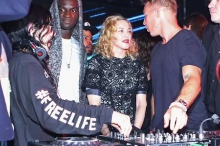 Madonna-Space Ibiza-New York 10.09.2014