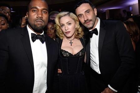 Madonna, New York'ta düzenlenen 11....