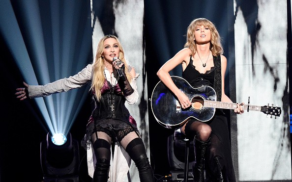 Taylor Swift and Madonna – Ghosttown Live At iHeartMusicAwards 2015 1080P HD WATCH