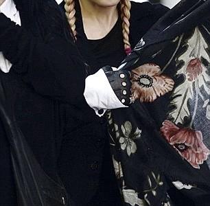 Madonna, Kabala Merkezine giderken New York'ta görüntülendi. 23.05.2015