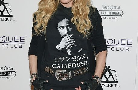 Madonna at the Marquee Nightclub in Las Vegas [25 October 2015]