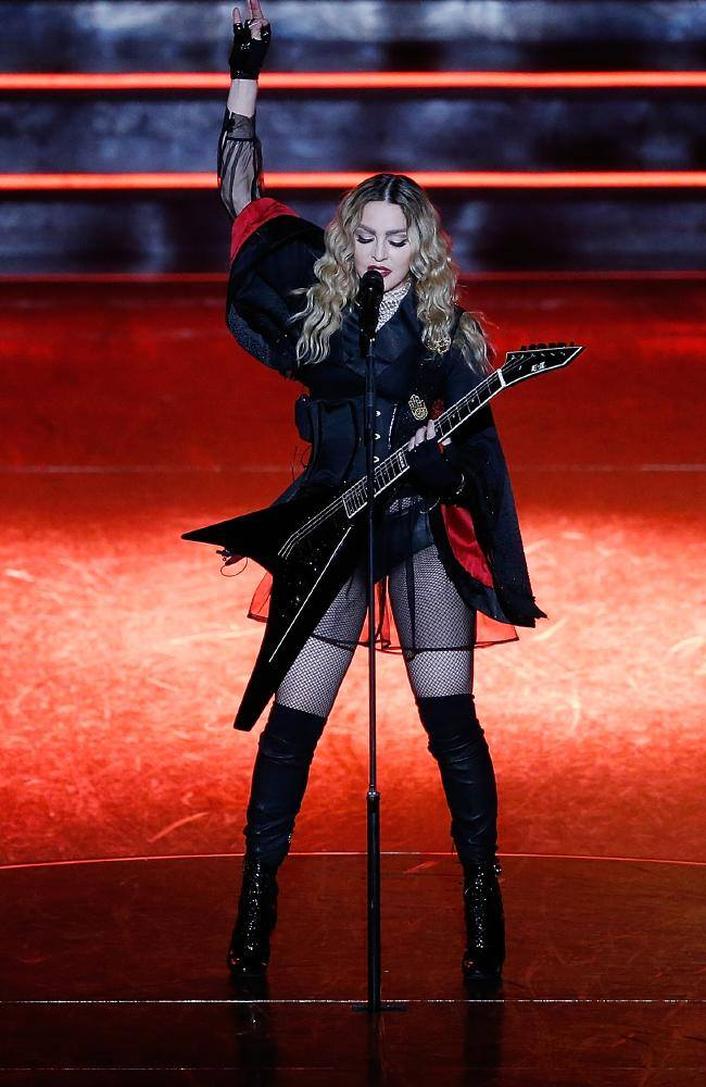 Madonna Rebel Heart Tour, Sydney, Allphones Arena 19.03.2015