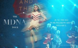 Geçmişte Bugün - Madonna İstanbul Konseri