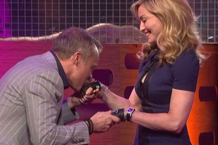 Graham Norton: Madonna ve Ben – Karşılıksız...