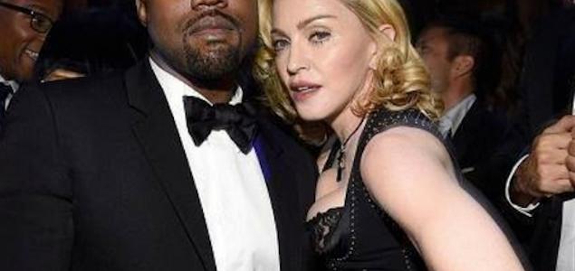 Kanye West Madonna'yı Savundu