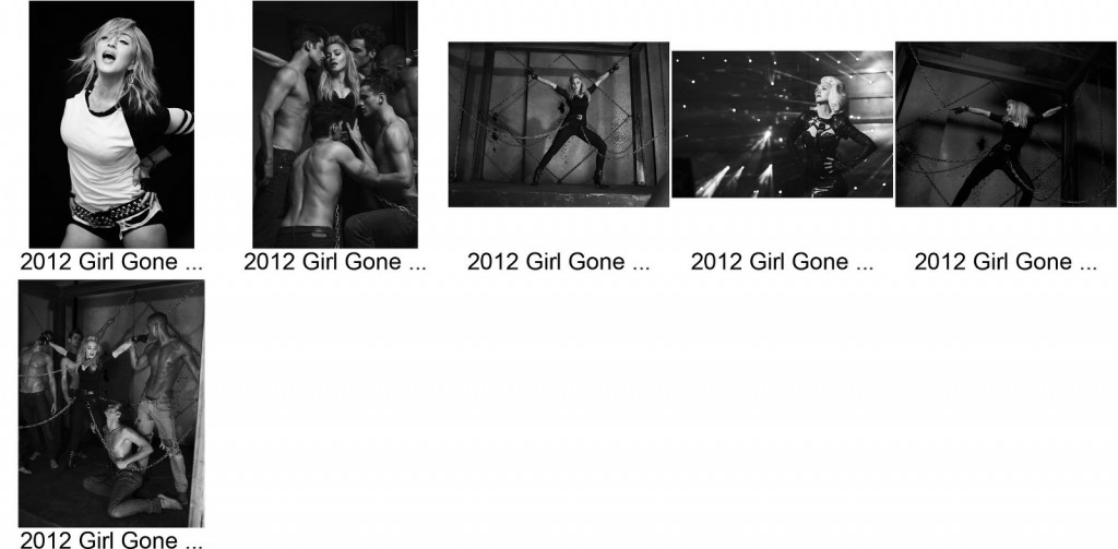 MADONNA MDNA OUTTAKES PART 5