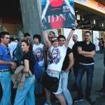 MADONNA'NIN İSTANBUL  KONSERİ ÖNCESİNDE TÜRK TELEKOM ARENA'YA GELEN FANLAR-8