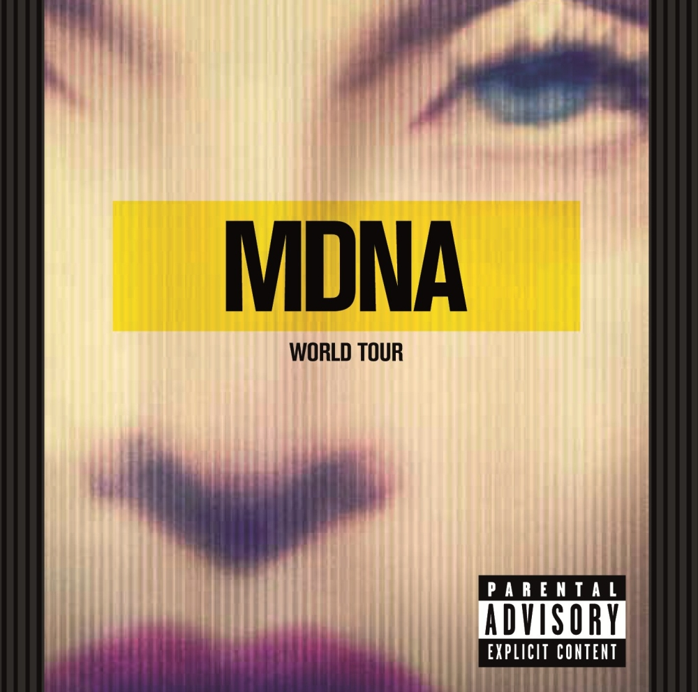MDNA TOUR'UN CANLI PERFORMANS CD'SININ ÖN SATIŞI AMAZON'DA BAŞLADI!