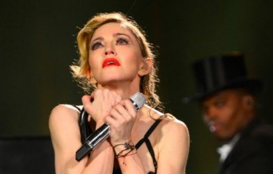 Madonna'nın Gözyaşları
