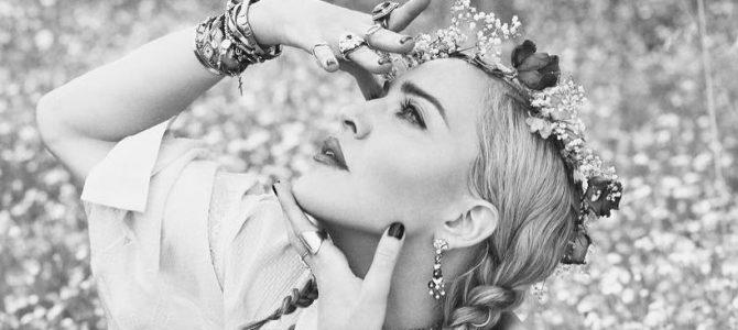 Madonna Vogue İtalya 2018 Photoshoots