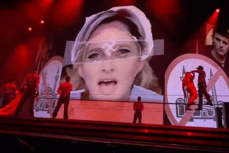 Madonna: Avrupa Nazi Almanya'sı Gibi...