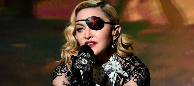 Madonna Billboard Music Awards 2019 Fotoğraf ve Videolar