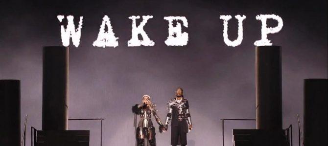 Madonna, Eurovision Şarkı Yarışması'nda Performans Sergiledi