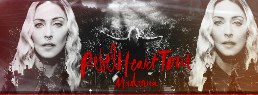 Madonna Gerçeği Rebel Heart Tour