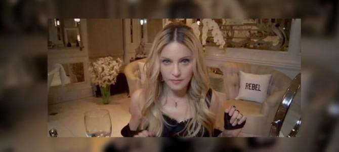 Madonna Hayranlarının Sorularını Cevapladı