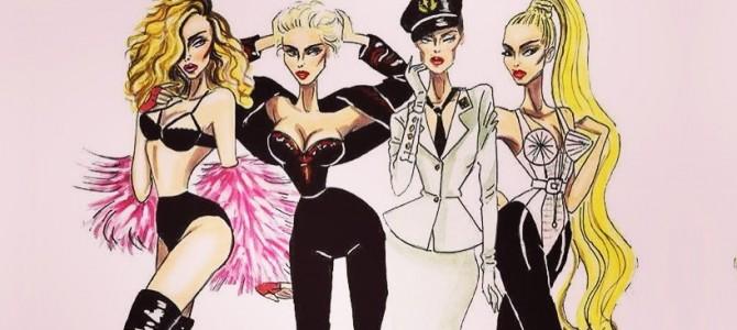 Madonna, Hayranlarından Resim Çalışmalar Bekliyor