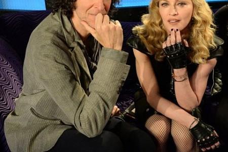 Madonna – Howard Stern Show'dan...