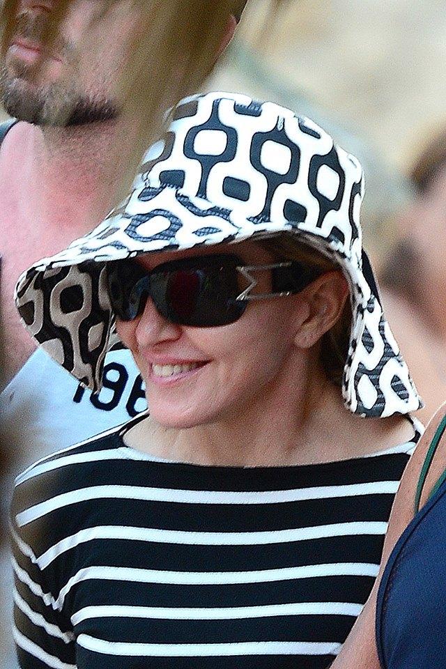 Madonna, Ibiza'da 20.08.2014