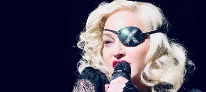 Madonna, Lizbon'daki 2konserini iptal etti.