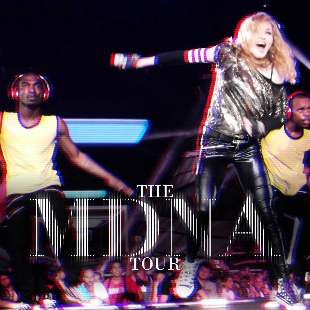 Madonna – Nobody Knows Me – MDNA Tour Unseen Raw Footage No Editing Video HD