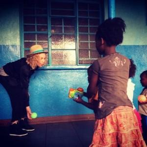 Madonna Malawi'de