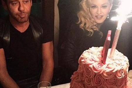 Madonna Mert Alaş'ın Doğum Günü...