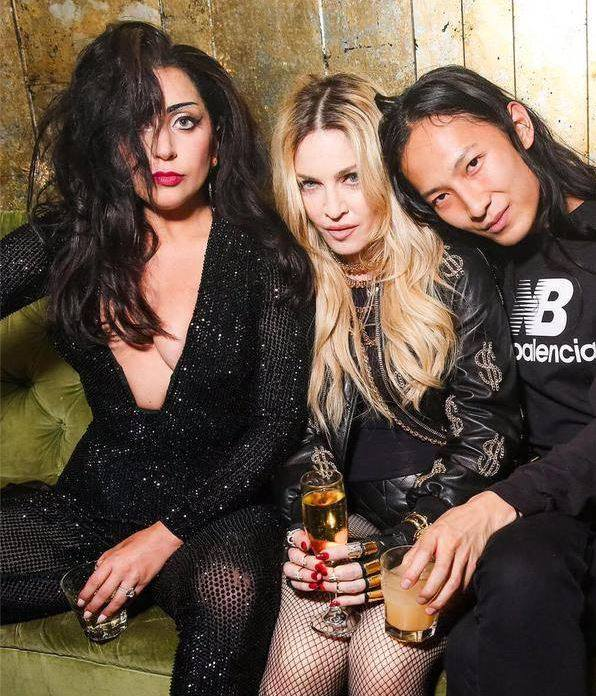 Madonna Met Gala After Party 2015 ( Lady Gaga) 1