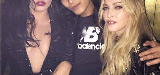 Madonna Met Gala After Party 2015 ( Lady Gaga) PICTURES AND VIDEOS
