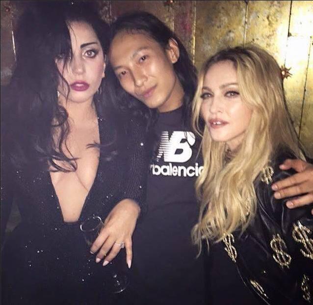 Madonna Met Gala After Party 2015 ( Lady Gaga) 2