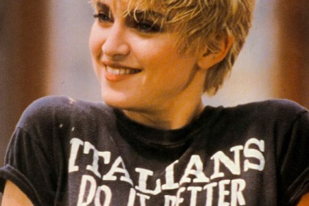 Madonna Milano'da