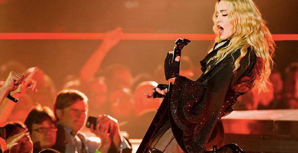 Madonna October 1, 2015 – Detroit (Joe Louis Arena) Rebel Heart Tour Pictures