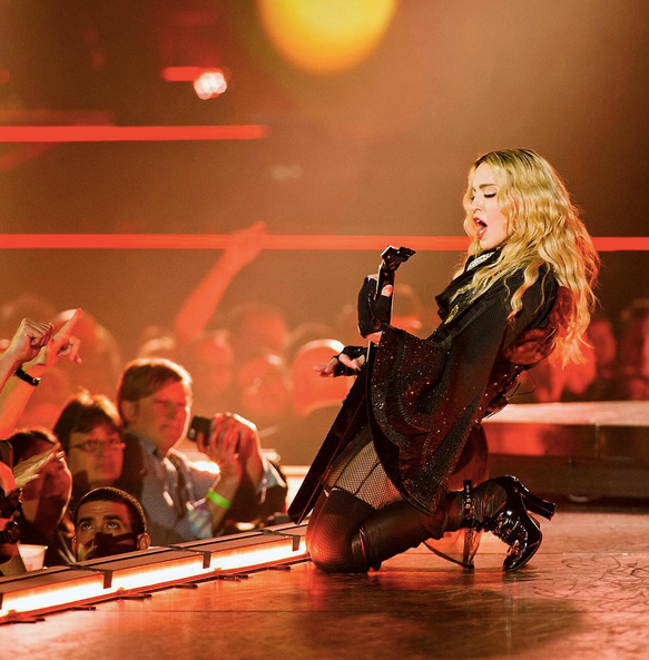 Madonna October 1, 2015 - Detroit (Joe Louis Arena) Rebel Heart Tour Pictures