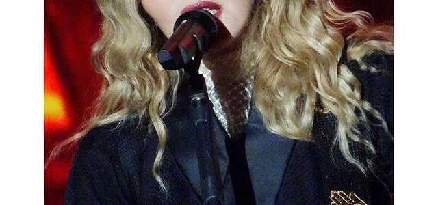 """Madonna """"Rebel Heart Tour"""" 3rd Oct 2015 Atlantic City Pictures"""