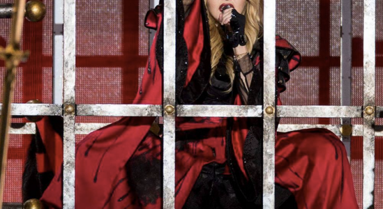 Madonna Rebel Heart Tour Glasgow Dec 20th Pictures