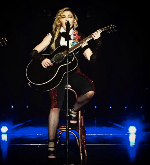 Madonna Rebel Heart Tour Manchester Dec 14th-2015 Pictures