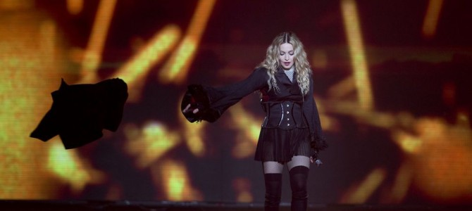 Madonna Rebel Heart Tour Portland 17 October 2015