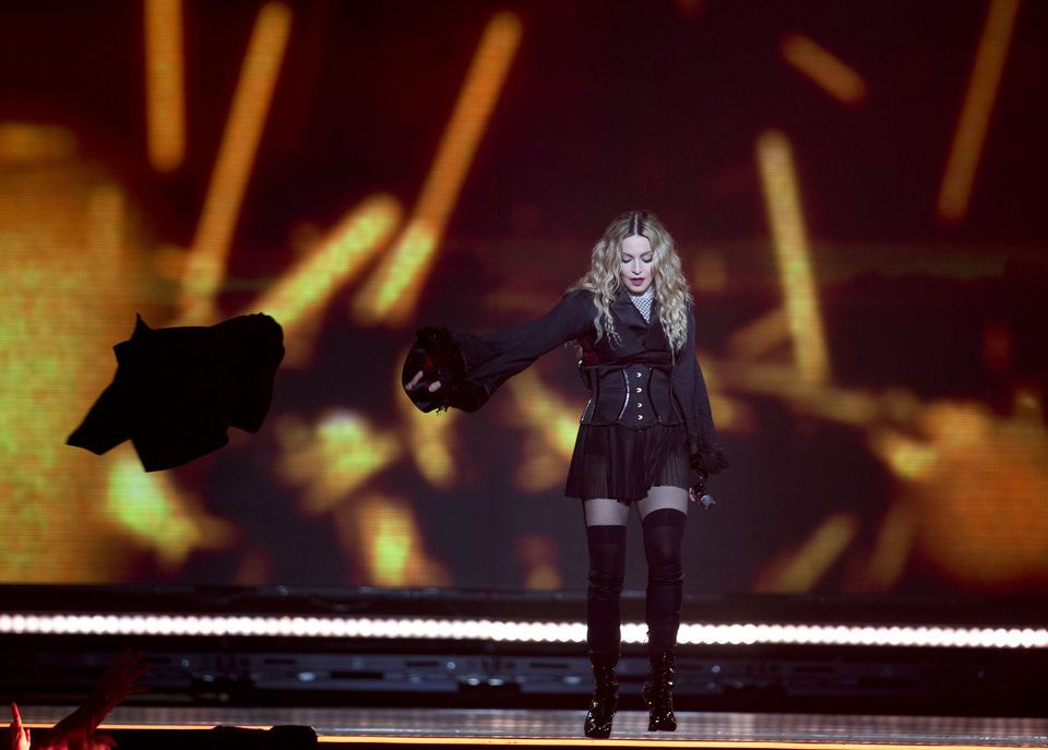 Madonna Rebel Heart Tour Portland 17 October 2015-pictures