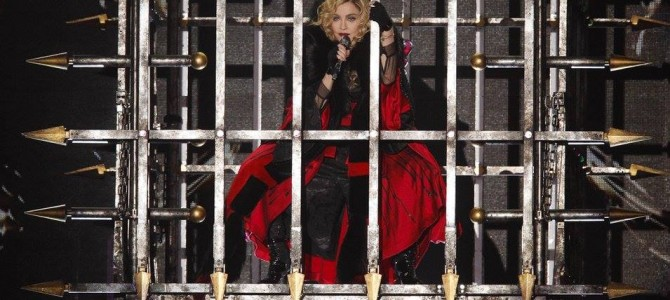 Madonna Rebel Heart Tour San Diego 29 October 2015 Pictures