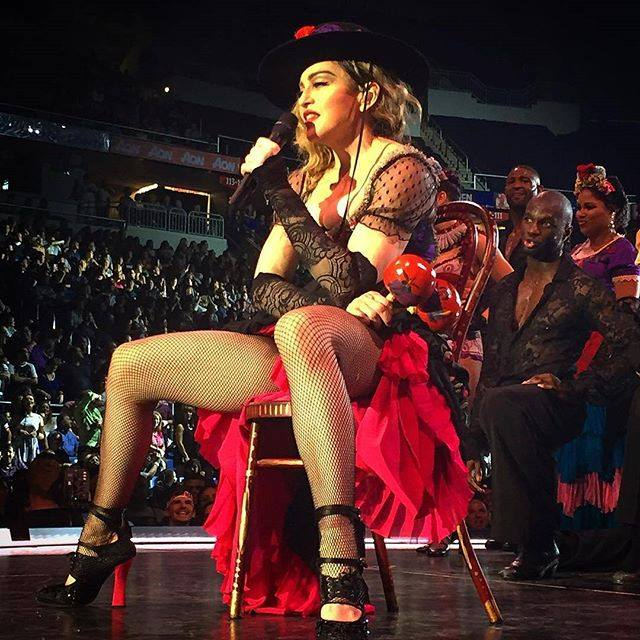 Madonna Rebel Heart Tour San Juan 27 & 28 January 2016 Pictures