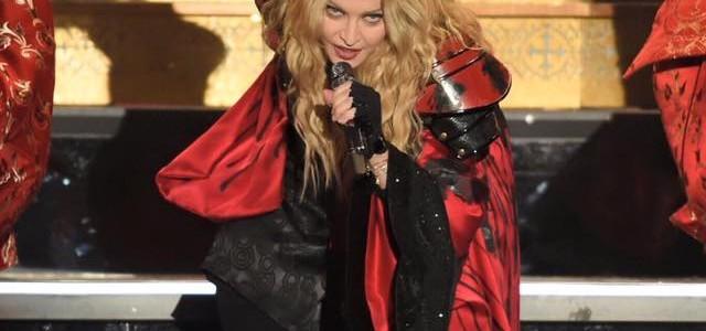 Madonna – Rebel Heart Tour TD Garden Boston 26.09.2015