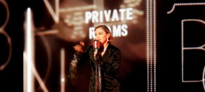 Madonna Rebel Heart Tour (Washington / 12 Eylül 2015)