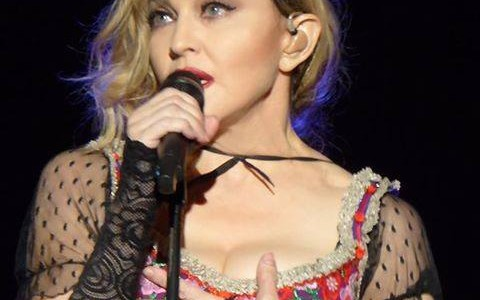 Madonna RebelHeart Tour Amsterdam Netherlands Ziggo Dome [December 5,6 2015] Pictures
