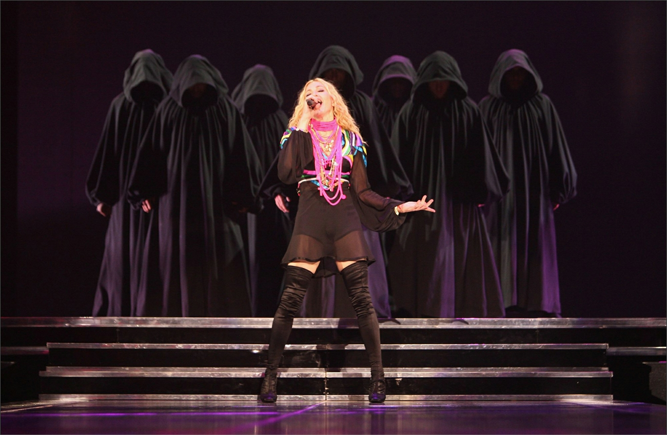 Madonna Sticky and Sweet Tour İzle 1080P HD-Watch