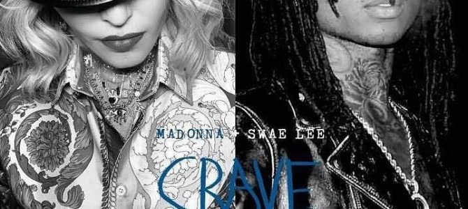 """Madonna'nın Yeni Teklisi: """"Crave"""""""