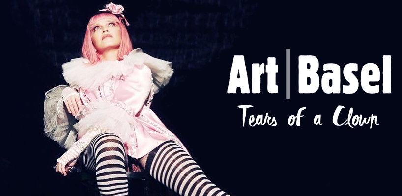 Madonna Tears of a Clown Show Full Video Watch