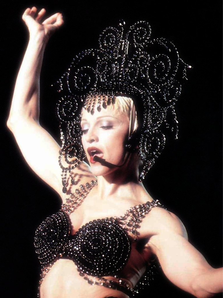 Oryantal Didem, Madonna'nın doğum...