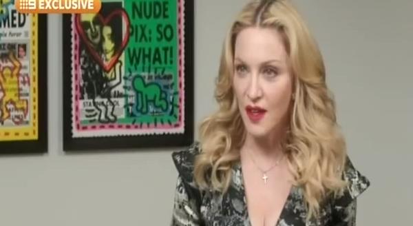"Madonna ""Today"" Röportajı"