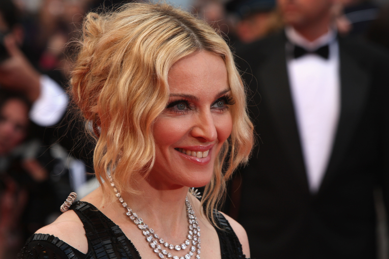 Türk müzisyenler Madonna'yı mest etti!